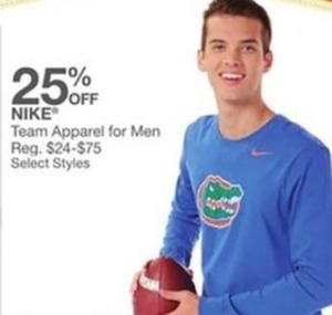 Nike Apparel for Men