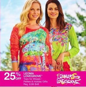 Ladie's Leoma Lovegrove
