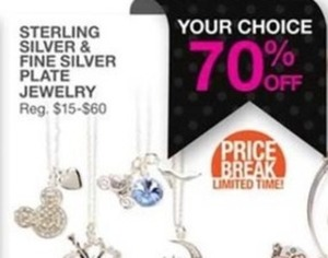 Sterling Silver and Fine Silver Plate Jewelry