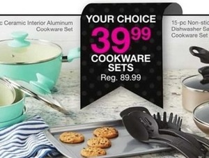 Select Cookware Sets