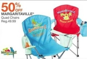 Margaritaville Quad Chairs