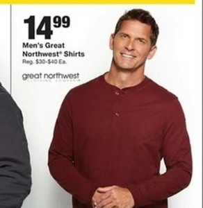 Men's Great Northwest Shirts