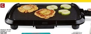 "Chefman 10""x16"" Griddle"