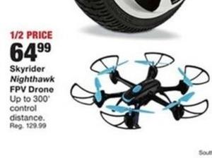 Skywriter Nighthawk FPV Drone