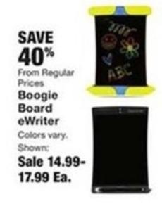 Boogie Board eWriter