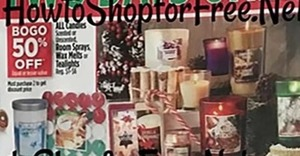 All Candles, Room Sprays, Wax Melts, or Tealights
