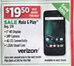 Verizon Moto G Play
