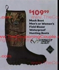 Muck Boot Field Blazer Waterproof Hunting Boots