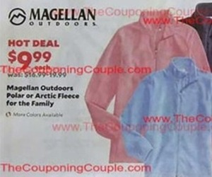 Magellan Outdoors Polar or Artic Fleece for the Family