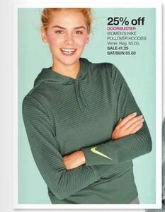 Women's Nike Pullover Hoodies