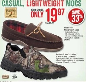 Casual Lightweight Mocs