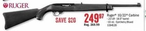 Ruger 10/22 Carbine Rifle