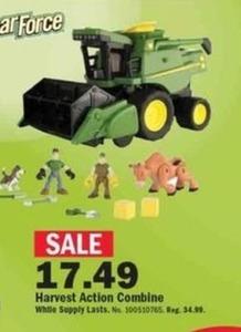 Harvest Action Combine