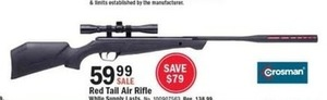 Red Tail Air Rifle