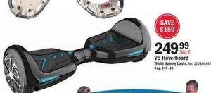 V6 Hoverboard