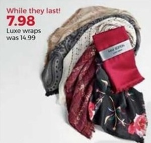 Luxe Wraps