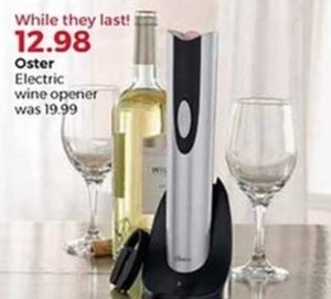 Oster Electric Wine Opener