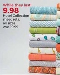 Hotel Collection Sheets Sets