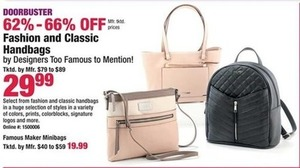 Fashion and Classic Handbags
