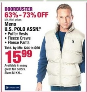 Men's U.S. Polo Assn.