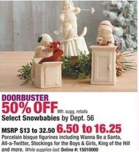Select Snowbabies