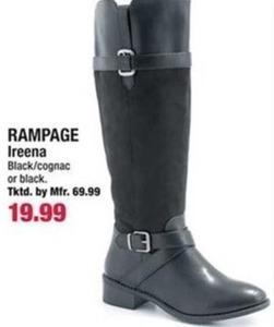 Rampage Ireena