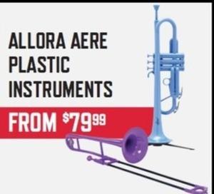Allora Aere Plastic Instruments