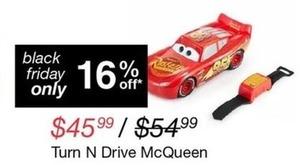 Turn N Drive McQueen