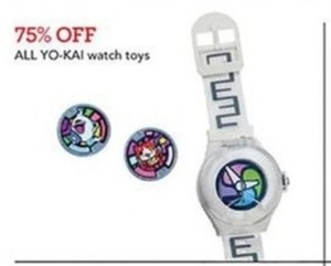 75% Off All Yo K Al Watch Toys