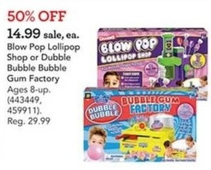 Charms Blow Pop Lollipop Shop Set