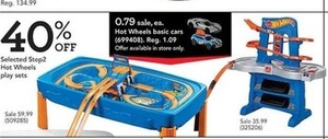 Selected Step2 Hot Wheels Play Sets