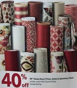 Home Decor Prints Solids Upholstery Fabric