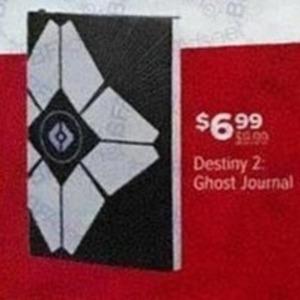Destiny 2: Ghost Journal