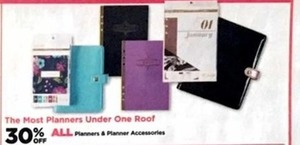 All Planners & Planner Accessories
