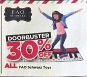 All Fao Schwarz Toys