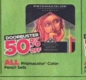 All PrismaColor Color Pencil Sets