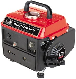 Storm Cat 900 Watts Peak/800 Running Watts, 2 HP Gas Generator