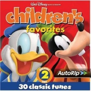 Children's Favorites 2 CD