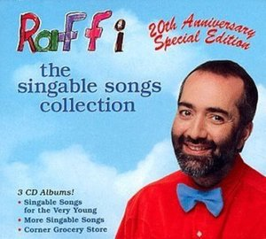 The Singable Songs Collection CD