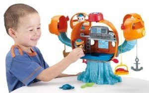 Fisher-Price Octonauts Octopod Playset