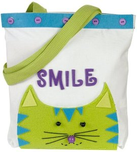 American Girl Crafts Kitty Tote Bag