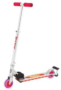 Razor Spark 2.0 Kick Scooter - Red