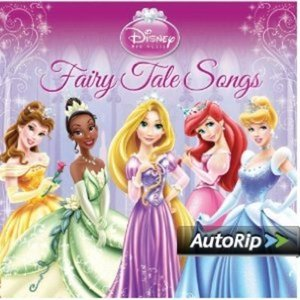 Disney Princess: Fairy Tale Songs (CD)