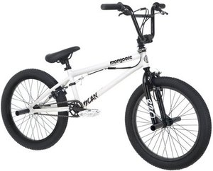 Mongoose Boy's Scan R20 Freestyle Bike 20in.