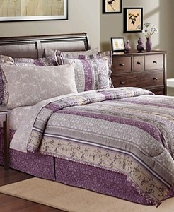 Norwood 8 Pc. Bed Ensemble - All Sizes