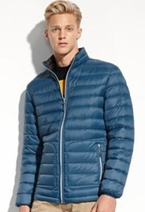 Nautica Men's Lightweight Down Jacket