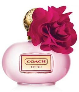 3.4-oz. Coach Poppy Freesia Eau de Parfum + Free Coach Umbrella