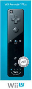 Wii U Remote Plus - Black