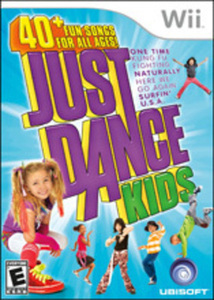 Pre-Owned Just Dance Kids (Wii)
