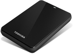 Toshiba Canvio 1.5TB USB 3.0 Plus Portable HDD
